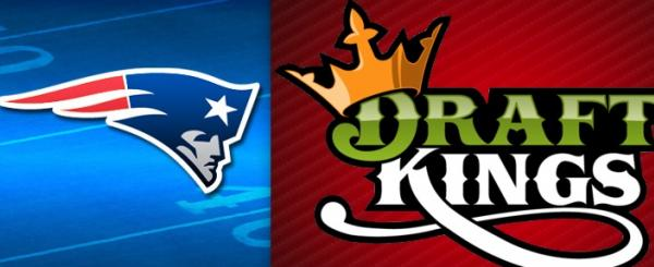 DraftKings Partners With New England Patriots
