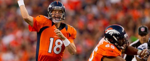 MNF Betting Odds – Broncos vs. Bengals Spread: Peyton Manning Fantasy Fears