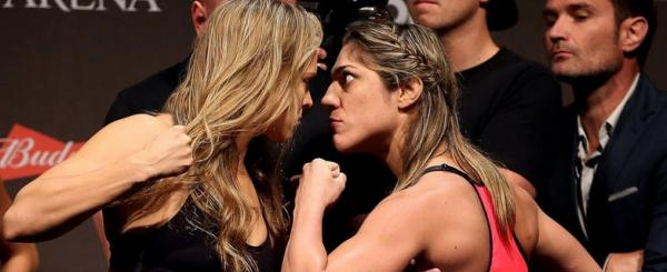 UFC 190 Betting Odds: Rousey vs. Correia