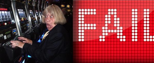 Iowa Casino Doesn't Have to Pay 87-Year-Old Grandma $41 Million Jackpot Error