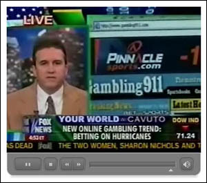 about gambling911 news, costigan media llc