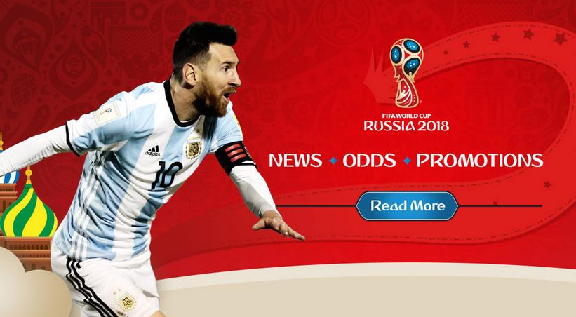 Russia vs  Croatia Betting Odds - 2018 World Cup