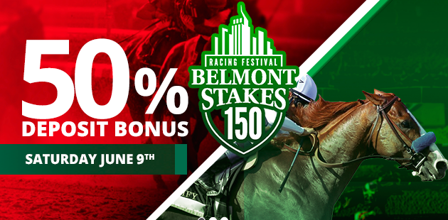 can i bet on the belmont stakes