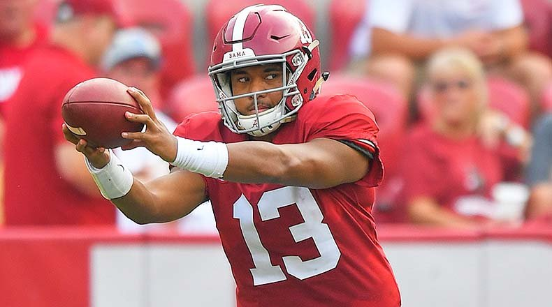 Where Can I Bet the Number of Wins Alabama Crimson Tide Have in 2019?