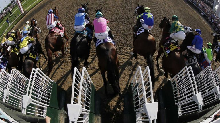 What Are the Best Post Positions for the Kentucky Derby - 2018