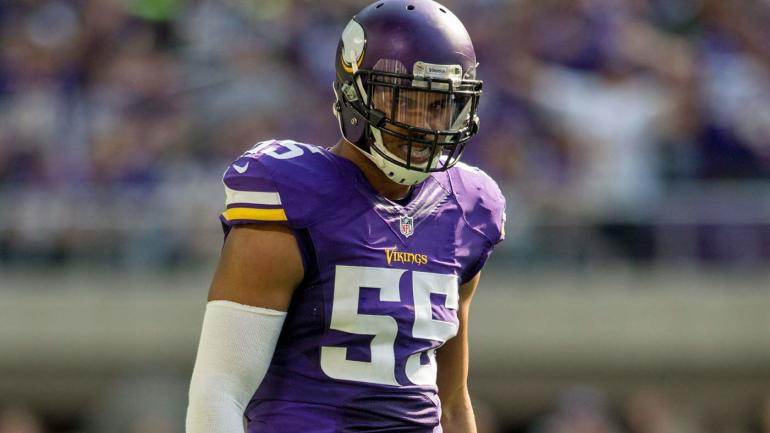 Minnesota Vikings Odds to Win 2020 Super Bowl With Anthony Barr 18-1, Without Him 18-1