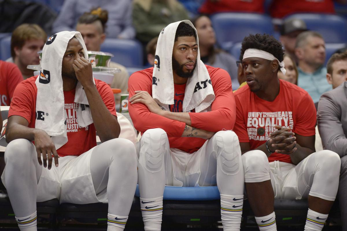 Thunder-Pelicans Pick February 14 ....G911 on NOLA