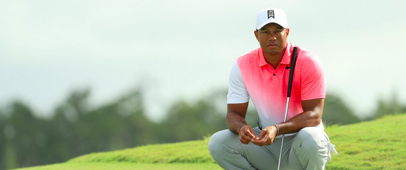 Tiger Woods Odds to Win the 2018 British Open at 20-1