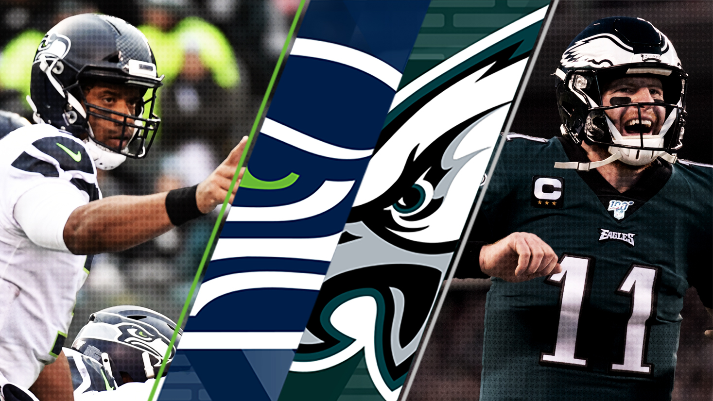 Seahawks-Eagles Prop Bets - NFC Wildcard Playoffs Game