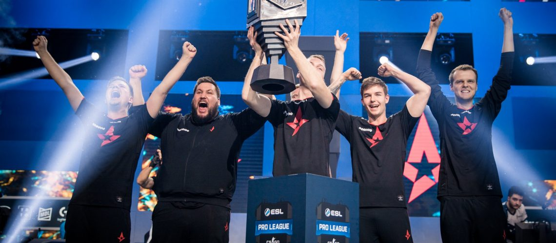 Intel Grand Slam Season 3 Winner Odds