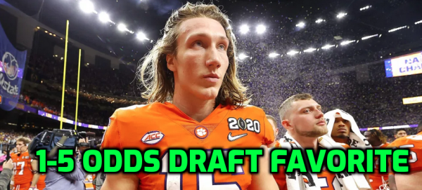 Where Can I Find NFL Draft Pick Odds 2021 From Colorado, Other States