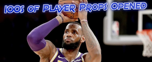 2021 NBA Player Props Now Available