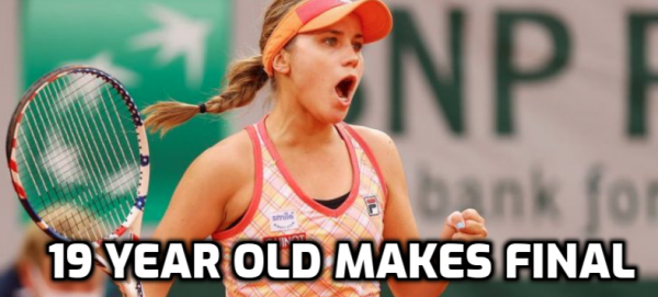 2020 French Open Women's Final Betting Matchup: Neither Older Than 21
