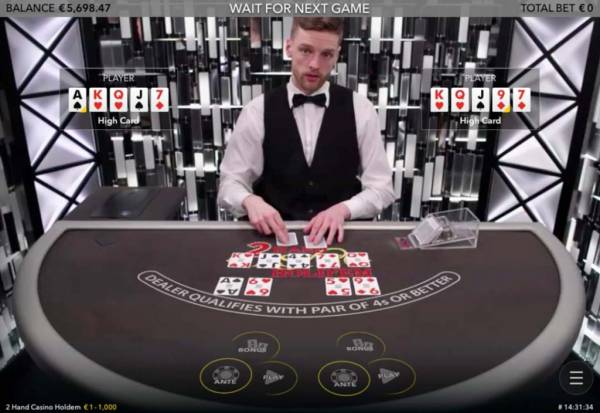 New Five Card Poker Variant Added to B2B Provider's Online Portfolio
