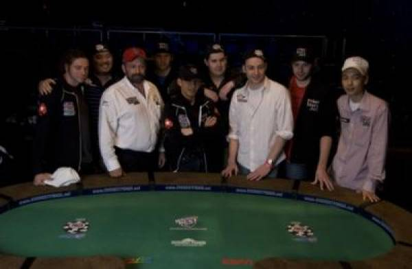 2008 World Series of Poker Final Table