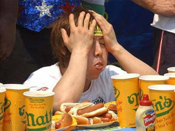 2009 Nathans Hot Dog Eating Contest Betting Odds