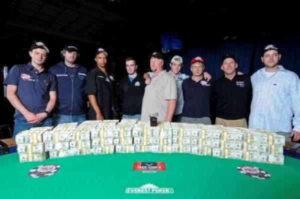 2009 World Series of Poker November Nine