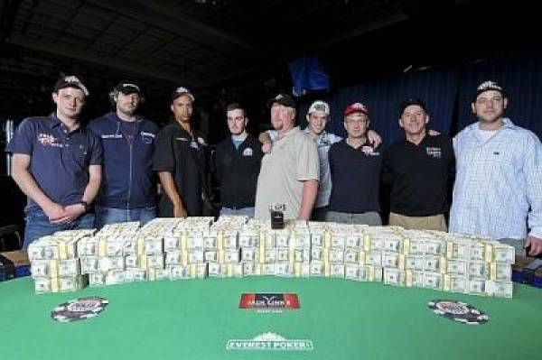 2009 World Series of Poker Final Table