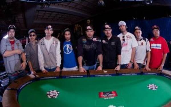 World Series of Poker Novermber Nine