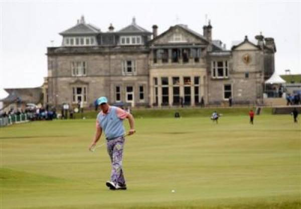 2011 British Open Odds