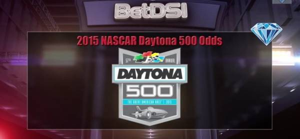 2015 Daytona 500 Betting Odds