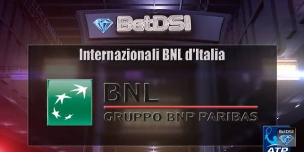 2015 Internazionali BNL d'Italia Betting Odds