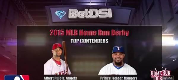 2015 Mlb Home Run Derby Betting Odds