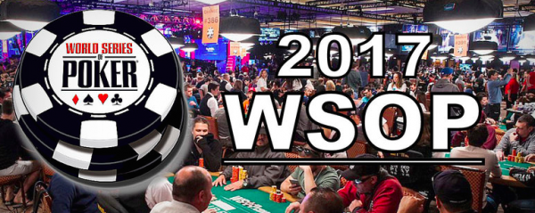 2017 WSOP Main Event is 3rd Largest Ever, Biggest Since 2010