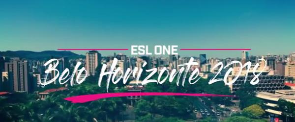Odds to Win the 2018 ESL One Belo Horizonte