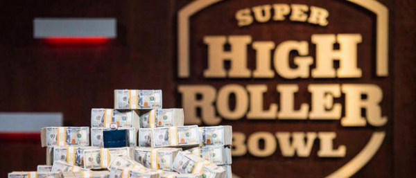 2018 Super High Roller Bowl 30 Players Confirmed Include Negreanu, Hellmuth