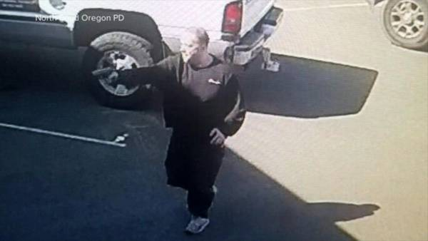 Man Suspected of 3 Killings Near Oregon Casino is Still at Large