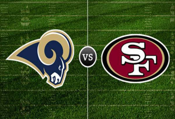 49ers-Rams Daily Fantasy NFL Picks, Betting Odds