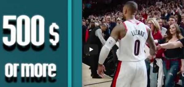 $500 or More NBA Betting Bonus - 2019