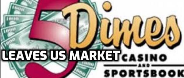 5Dimes Abruptly Exits US Market
