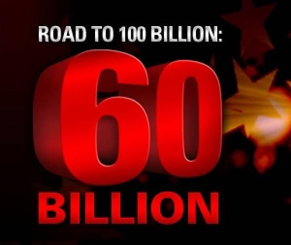 60 billionth poker hand online