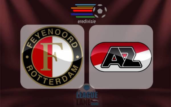 AZ Alkmaar vs Feyenoord Betting Tip, Latest Odds - 1 October