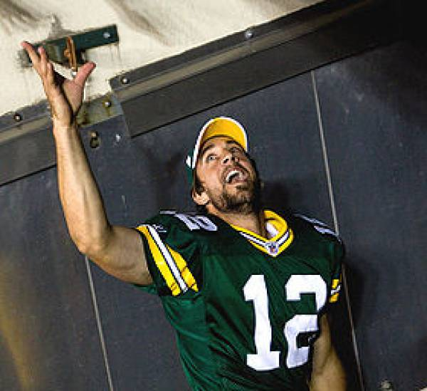 Aaron Rodgers Super Bowl MVP
