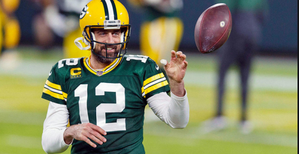 Aaron Rodgers Now Officially a Holdout