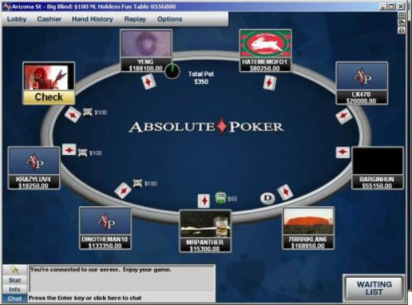 Feds Extends Deadline for Claims by Absolute Poker Victims