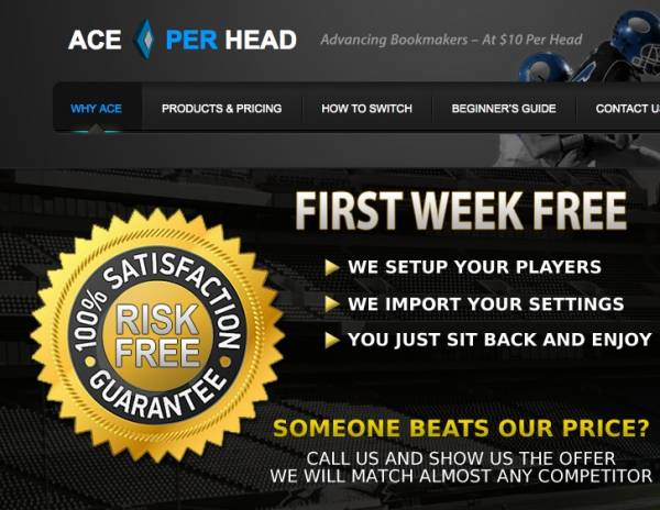 Pay Per Head Review - AceSportsbook.com: Mobile Bookie Platform, Online Poker Mo