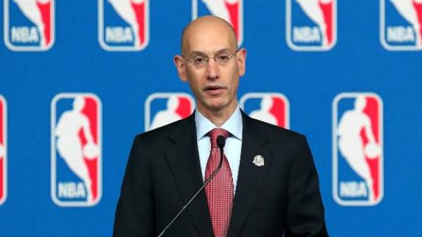 Reaction to Adam Silver Sports Betting Stance is Mixed
