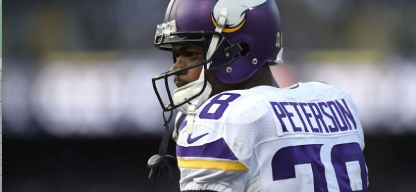 Patriots Expected to Land Adrian Peterson According to Oddsmakers
