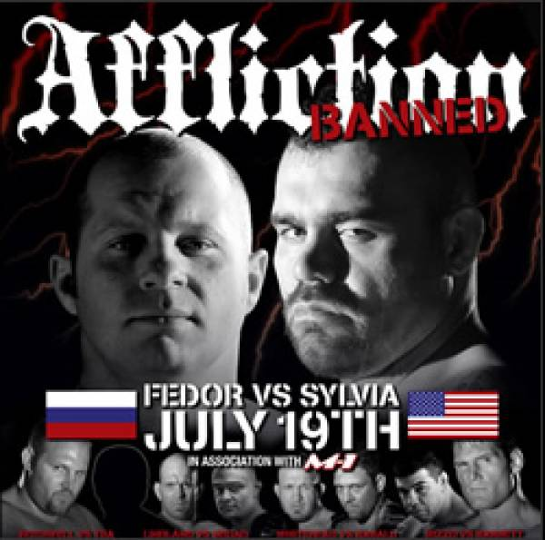 Affliction Banned