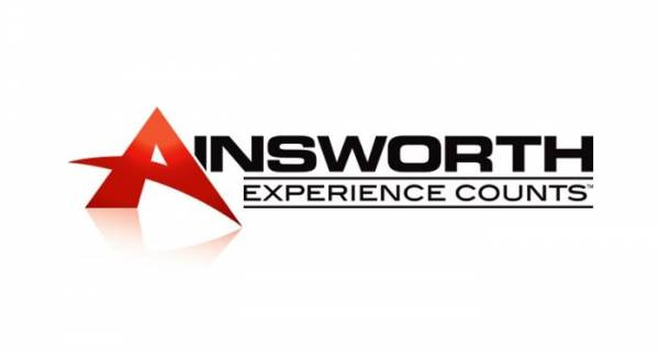 Ainsworth Game Technology Latest News