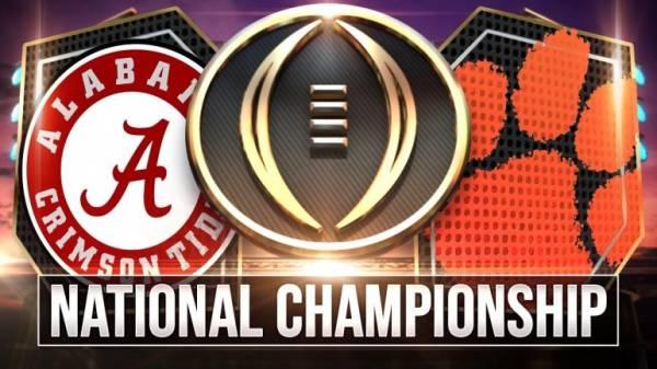 Betting the Total - Clemson Tigers Vs. Alabama Crimson Tide 2019 National Championship