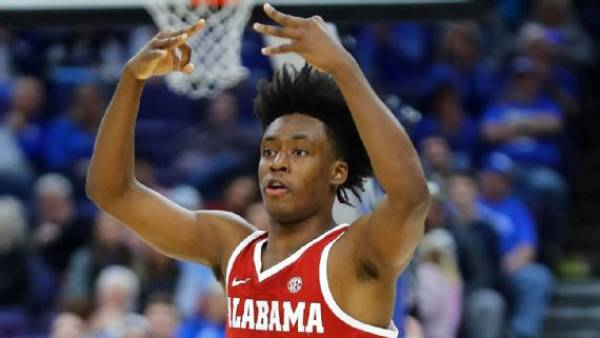 Alabama Win Against Villanova - Payout Odds