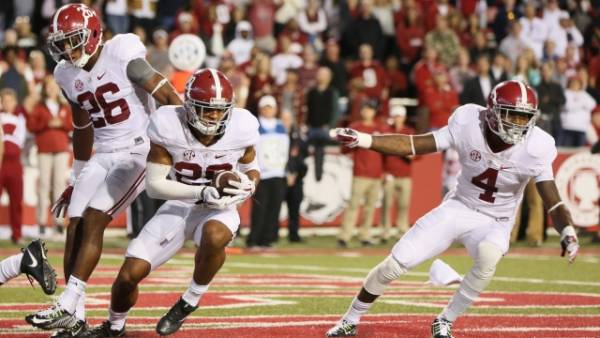 Alabama Crimson Tide Bookie News: Offense Looks to be Enhanced