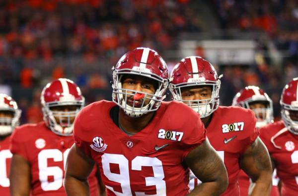 2019 NFL Draft Betting: Alabama Player Projections