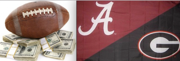 What to Bet College Football Championship Game Between Alabama and Georgia, Margin of Victory, More