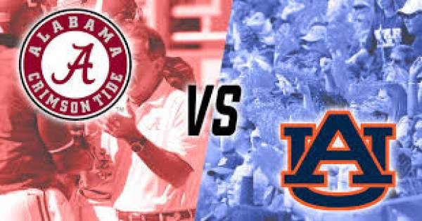 What the Bookies are Saying: Alabama vs. Auburn